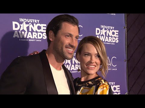 Download Youtube: Maksim Chmerkovskiy and Peta Murgatroyd Reveal Their Favorite Wedding Day Moment