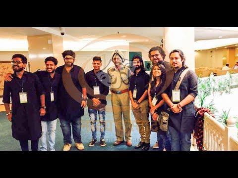 NATYA USTAAD THEATRE GROUP PERFORMANCE | Sashastra Seema Bal | TRAFFIC INDIA