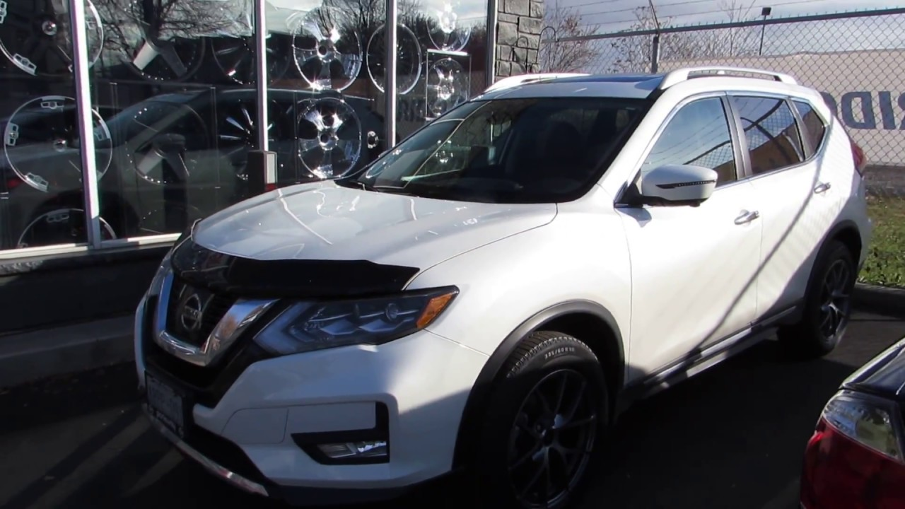 Nissan Rogue Rim  Nissan Rogue With  Inch Custom Rims Michelin Tires