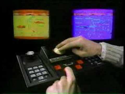 ColecoVision 1983 TV Commercial