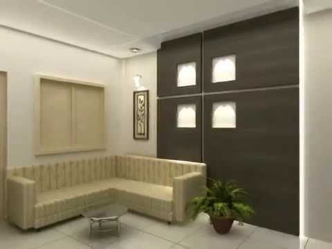 3d Walkthrough For Interior Design Youtube