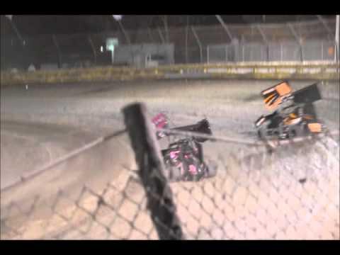 Lemoore Raceway - CA Cup - Heat - October 3, 2015