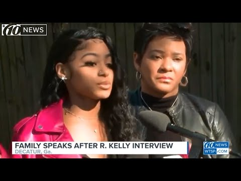Savage Family Responding to R Kelly's Interview with Gayle King   10News WTSP