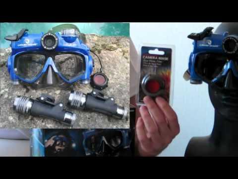 Liquid Image Scuba - маска с видео камерой