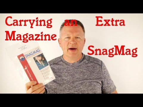 Carrying an Extra Handgun Magazine - Snagmag