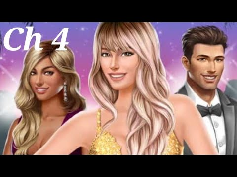 Choices:- Red Carpet Diaries Chapter #4 (Diamonds used)