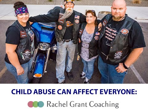 Child Abuse Can Affect Everyone: A Message from Bikers Against Child Abuse