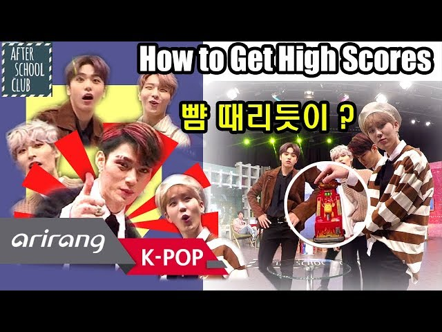 [AFTER SCHOOL CLUB] Seven O'Clock's Punch King Game (세븐어클락 펀치킹 게임) _ HOT!