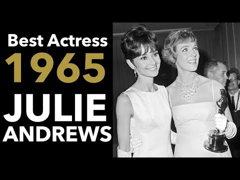 Mary Poppins, Eliza Doolittle, and Julie Andrews' Oscar