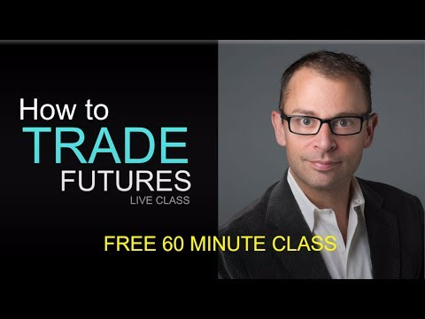 [FREE FUTURES CLASS] How to Trade Futures – Crude, Ags, Thinkorswim, TOS, Bonds, Stock Market