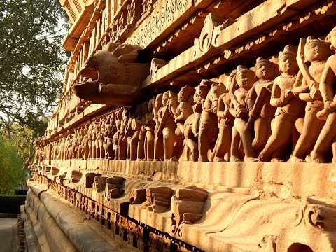 Khajuraho    UNESCO World Heritage    Western group of Temples   