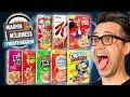 March Milkness Taste Test: Fruity Cereals