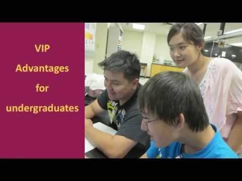 Arizona State University (ASU) Vertically Integrated Projects (VIP)