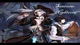 Nightcore - Rolling The Woodpile (Santiano)