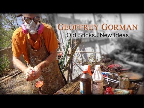 GeoffreyGorman - Artist of the Month - January 2018