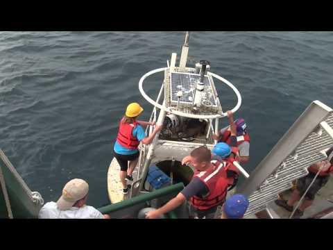 Ocean Buoy Monitoring Deployment