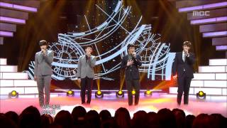 2AM - I Wonder If You Hurt Like Me, 투에이엠 - 너도 나처럼, Music Core 20120407