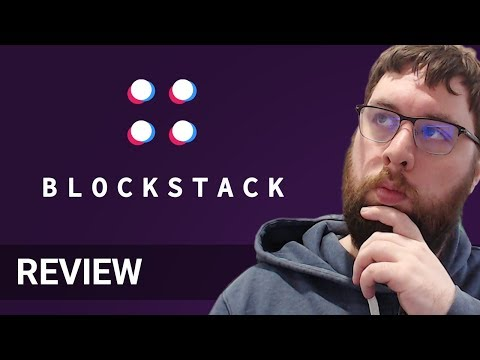 Block Stack ICO Review - Decentralized Internet