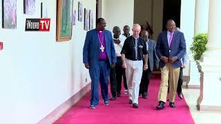 Archbishop wa Canterbury, Justin Welby, gucerera Uhuru thingira-ini wa iregi