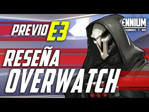 RESEÑA: OVERWATCH | CRITICA | OPINION | ANALISIS | GAME REVIEW | HD | VIDEOJUEGO