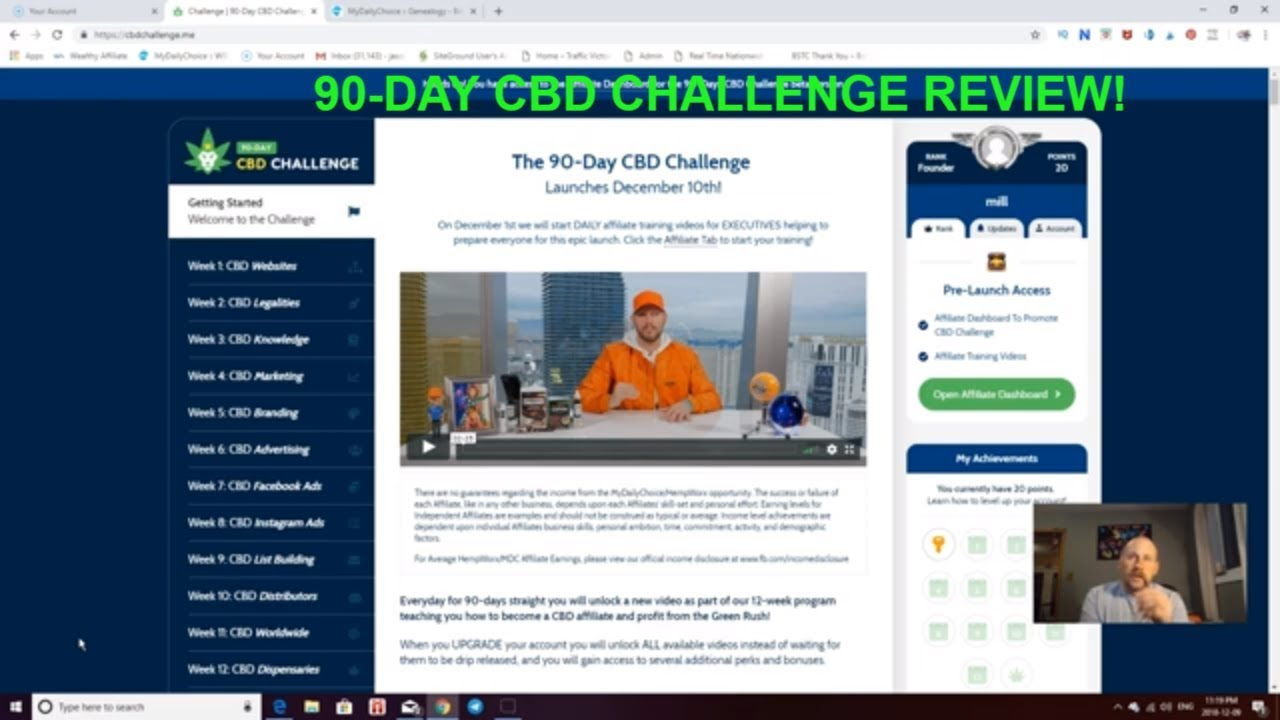 90-Day CBD Challenge Review  Can I Really Start A CBD