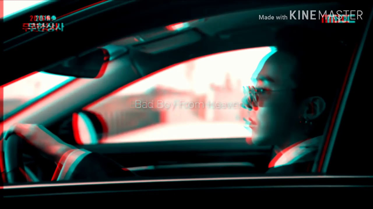 Kwon Jiyong -  The Bad Boy From Heaven (GDRAGON FMV)