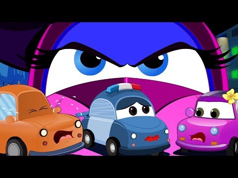 Bewitched | Super Car Royce | Cartoon Videos For Children