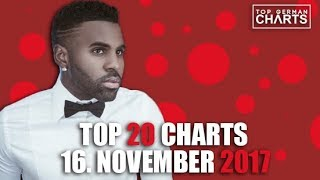 TOP 20 SINGLE CHARTS - 16. NOVEMBER 2017 2017 Video