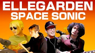 ELLEGARDEN「Space Sonic」 COVERED by 虹色侍×みの×たなしん×Allen