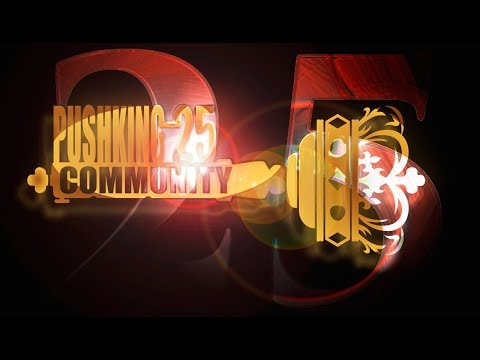 """Pushking Community"" 21.09.2019 ""25th Anniversary"" Part1  Live ""DK GAZA"" St.Petersburg"