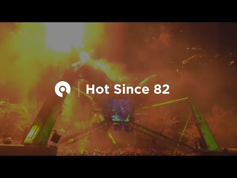 Hot Since 82 @ Ultra Music Festival Miami 2016, Resistance Day 1 (BE-AT.TV)