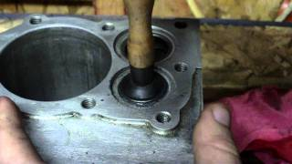 How to Reseat / Lap Valves (Basic Valve Job)