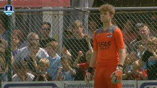 Penalty's Manchester City - AZ Alkmaar