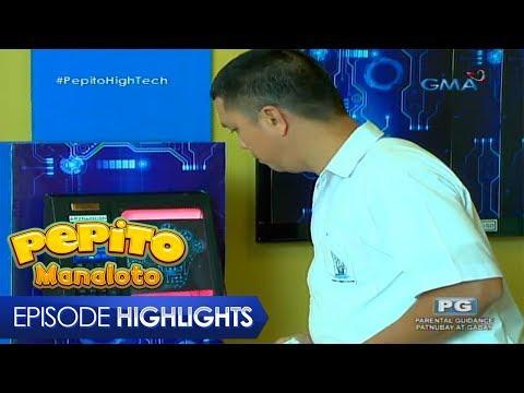 Pepito Manaloto: Elsa, sasabak sa cook fest! | Episode 367из YouTube · Длительность: 13 мин24 с