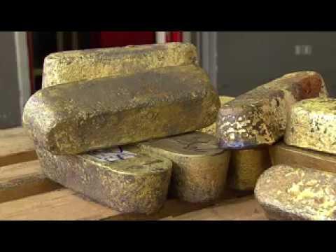 Supercut SRF Rundschau – Gold aus Zwangsarbeit aus Eritrea in die Schweiz
