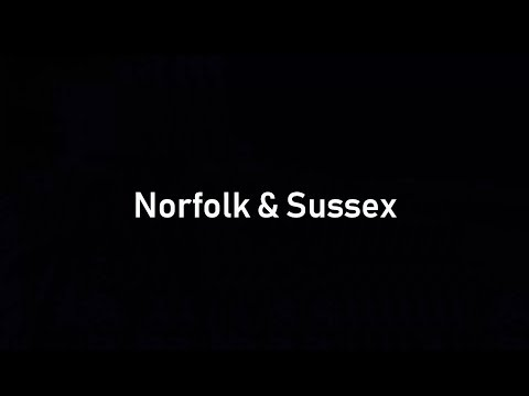 BMW R 1200 GS - Norfolk and Sussex : Jet fighters & farms