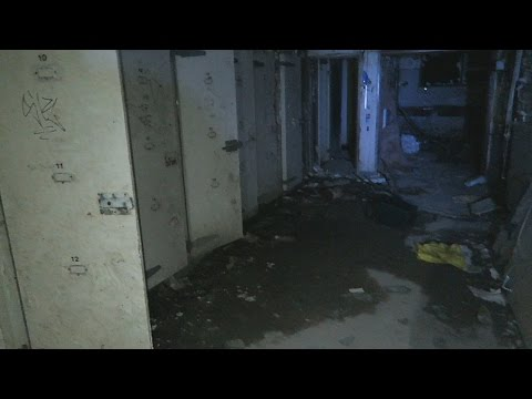 EXPLORING A HAUNTED ABANDONED MORGUE!!