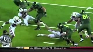 OREGON DUCKS 2011-2012 PUMP-UP