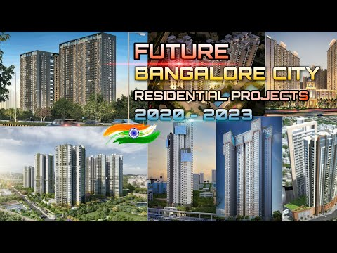 Future Bangalore ( High Rise Residential Under Construction Projects )