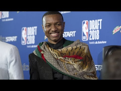 7th pick 1st round - Wendell Carter Jr. (Bulls) | 2018 NBA Draft