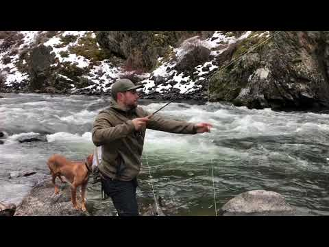 Fly Fishing South Fork Boise With Hevi Beads