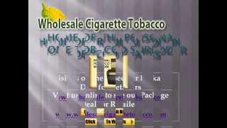 Retail Tobacco Stores