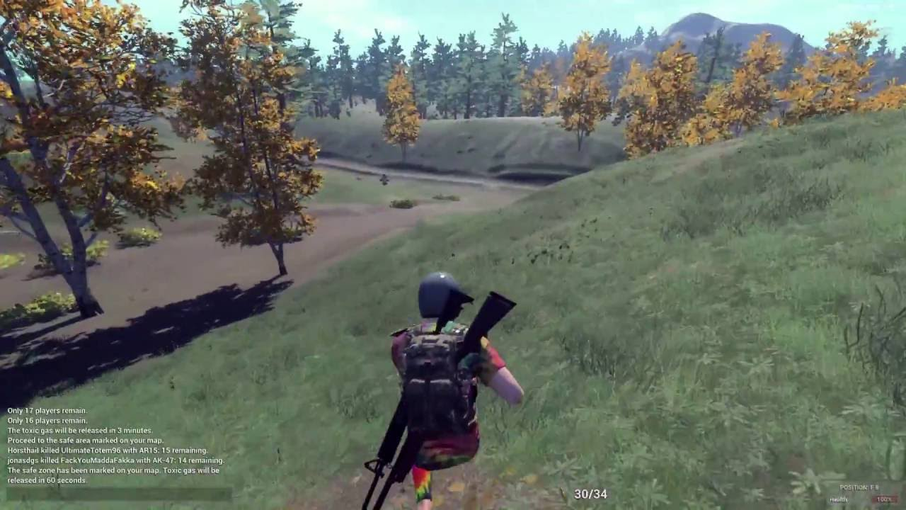 H1z1 Old Map