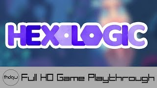 Hexologic - Full Game Playthrough (No Commentary)