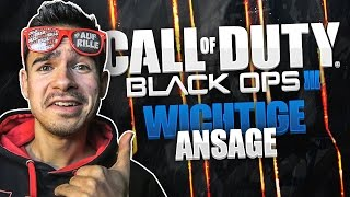 Call of Duty BLACK OPS 3 : Online (Night) Let's Play #24 [FACECAM] - WICHTIGE ANSAGE !!
