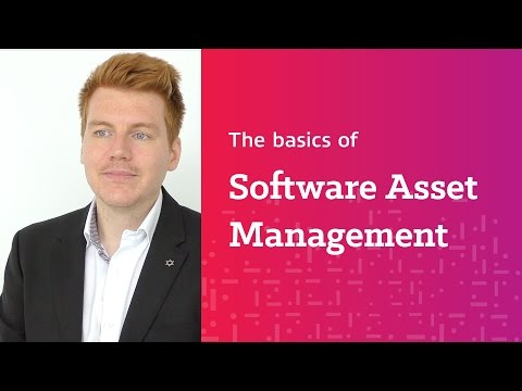 The Basics of Software Asset Management