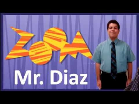 Message from Mr. Diaz April 23rd, 2020