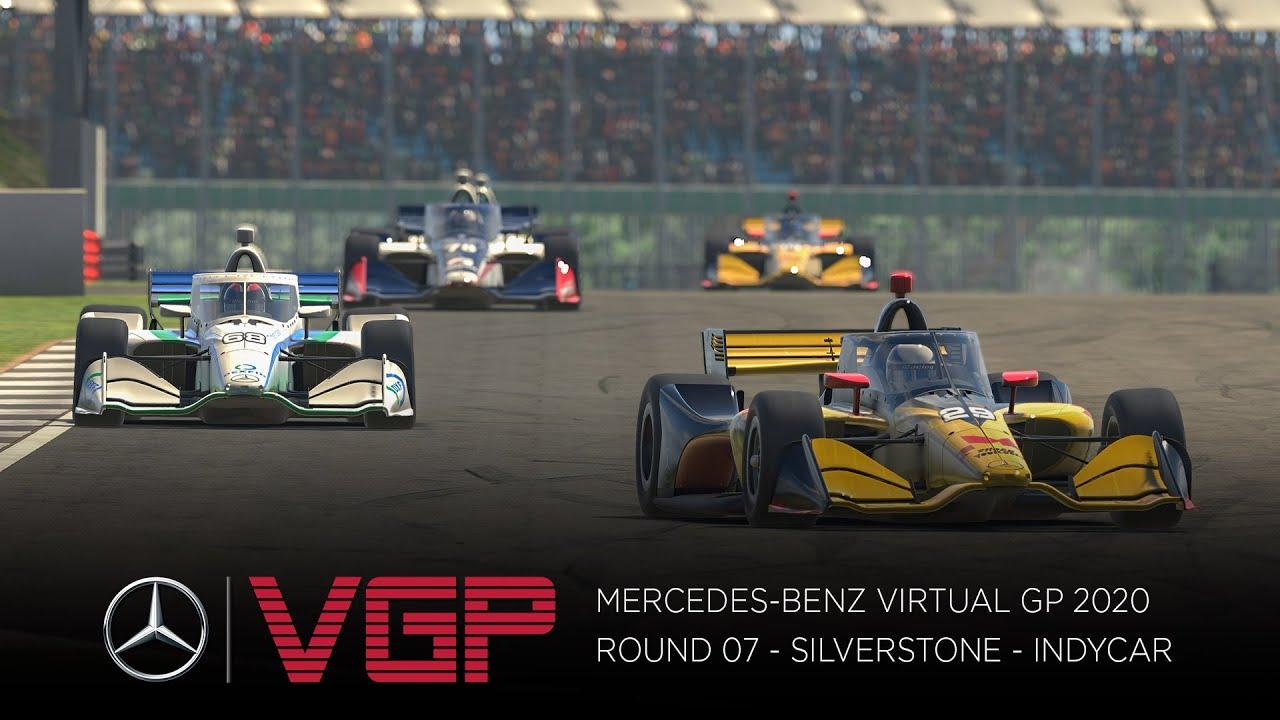 Video: Mercedes-Benz Virtual GP 2020 @Silverstone