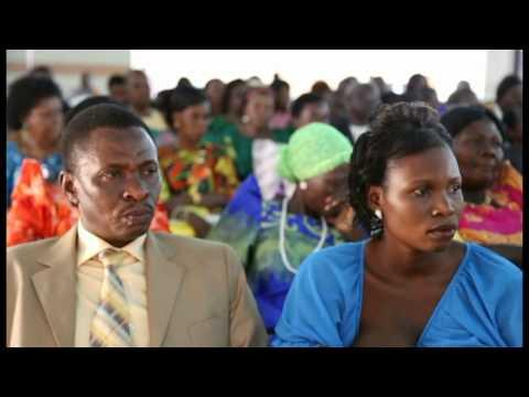 Fredrick and Joanne's wedding ( 2014 Uganda )