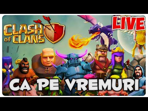 Good old days | Clash of Clans  LIVE